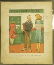 Image of 'Stuffy and Cheapskate, Inc.' - Campbell, Elmer Simms, 1906-1971